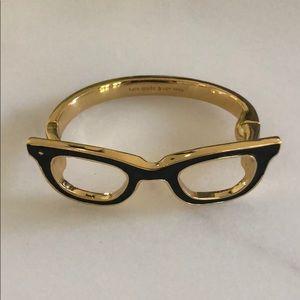 Kate Spade glasses bracelet